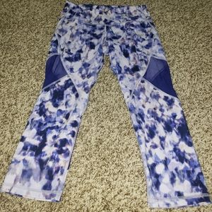 Old Navy Active Mesh Workout Pants